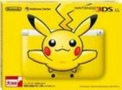 Nintendo 3DS XL Pikachu Yellow Limited Edition