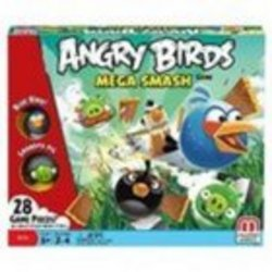 Angry Birds Mega Smash Board Game Tracker