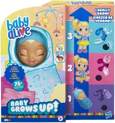 Baby Alive Baby Grows Up Tracker