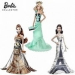Barbie Dolls of The World Tracker