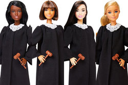 Barbie Career of the Year Judge Doll Tracker