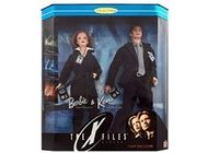 Barbie The X-Files Agent Doll