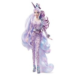 Barbie Unicorn Goddess Tracker