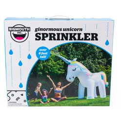 Big Mouth Unicorn Sprinkler Tracker