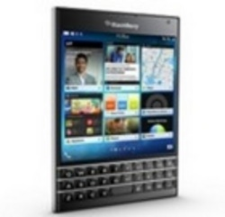 BlackBerry Passport Tracker
