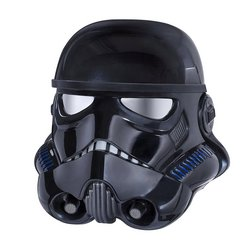 The Black Series Shadow Trooper Electronic Helmet Tracker