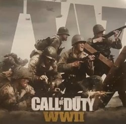 Call of Duty WWII Tracker