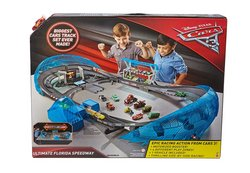Cars 3 Ultimate Florida Speedway Track Set Tracker