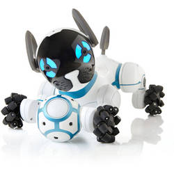 CHiP Robot Dog Tracker
