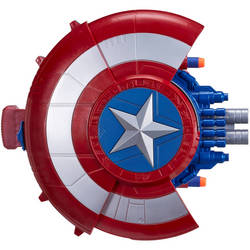 Marvel Captain America: Civil War Blaster Reveal Shield Tracker