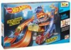 Hot Wheels Color Shifters Flame Fighter