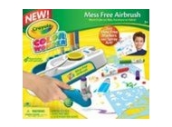 Crayola Color Wonder Mess Free Airbrush