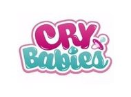 Cry Babies Girls Doll