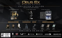 Deus Ex: Mankind Divided Tracker