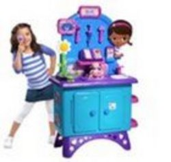 Disney Doc McStuffins Get Better Checkup Center Tracker
