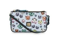 Disney Dooney & Bourke Cats Leather Bag