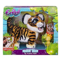 FurReal Roarin' Ivory The Playful Tiger Tracker