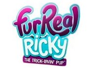 Furreal Ricky The Trick-Lovin' Pup