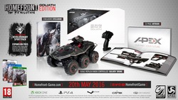 Homefront: The Revolution Goliath Edition Tracker