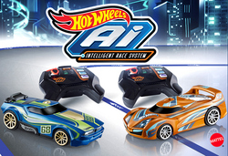 Hot Wheels AI Racing Playset Tracker
