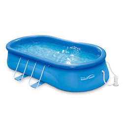 Swimming Pool / Hot Tub / Water Play Center / Bouncing Play Center Tracker