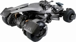 Ultimate Justice League Batmobile Tracker