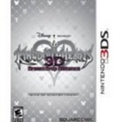 UK Kingdom Hearts 3D Dream Drop Distance Collectors Edition Tracker