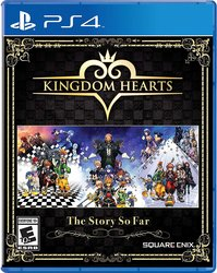 Kingdom Hearts The Story So Far Tracker