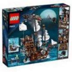 LEGO Movie Metal Beard's Sea Cow 70810 Tracker