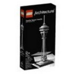 LEGO Architecture Seattle Space Needle 21003 Tracker