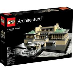 LEGO Architecture Imperial Hotel 21017 Tracker