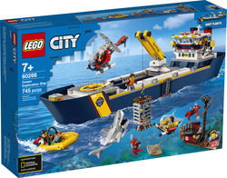 LEGO City Ocean Exploration Set