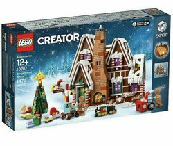 LEGO Creator Gingerbread House 10267 Tracker