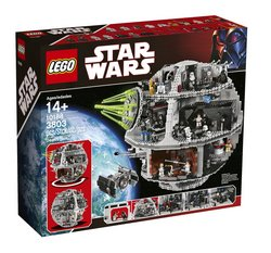 LEGO Star Wars Death Star Tracker