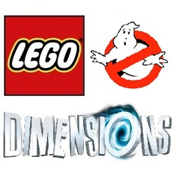 LEGO Dimensions Ghostbusters Tracker