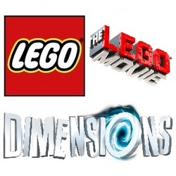 LEGO Dimensions The Movie Tracker