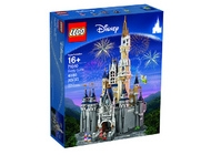 The Disney Castle 71040