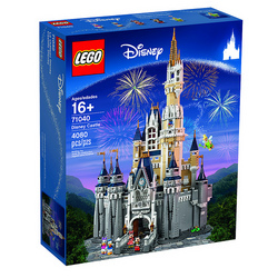 LEGO Disney Castle 71040 Tracker