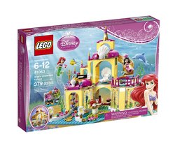 LEGO Disney Princess Ariel's Undersea Palace 41063 Tracker