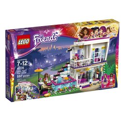 LEGO Friends Livi's Pop Star Tracker