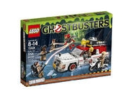 Ghostbusters Ecto-1 and 2 75828