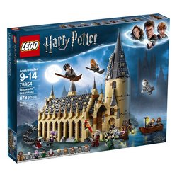 LEGO Harry Potter Hogwarts Great Hall 75954 Tracker