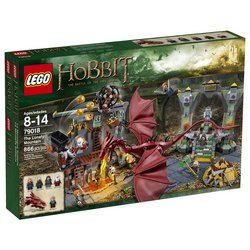 LEGO Hobbit The Lonely Mountain 79018 Tracker