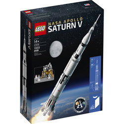 LEGO Ideas NASA Apollo Saturn V 21309 Tracker