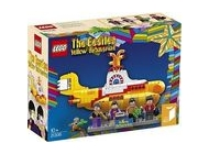Yellow Submarine 21306