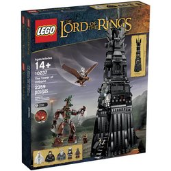 LEGO Lord of the Rings Tower of Orthanc 10237 Tracker