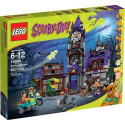 LEGO Scooby Doo Mystery Mansion 75904 Tracker