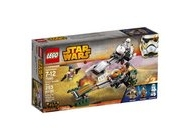 LEzra's Speeder Bike 75090