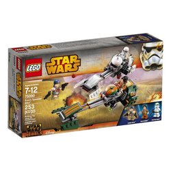 LEGO Star Wars Ezra's Speeder Bike 75090 Tracker