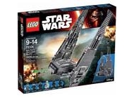 Kylo Rens Command Shuttle 75104